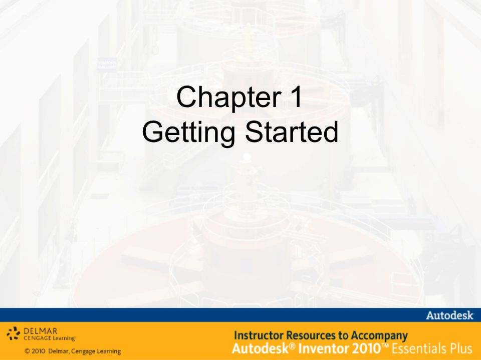 Chapter 1 Getting Started
