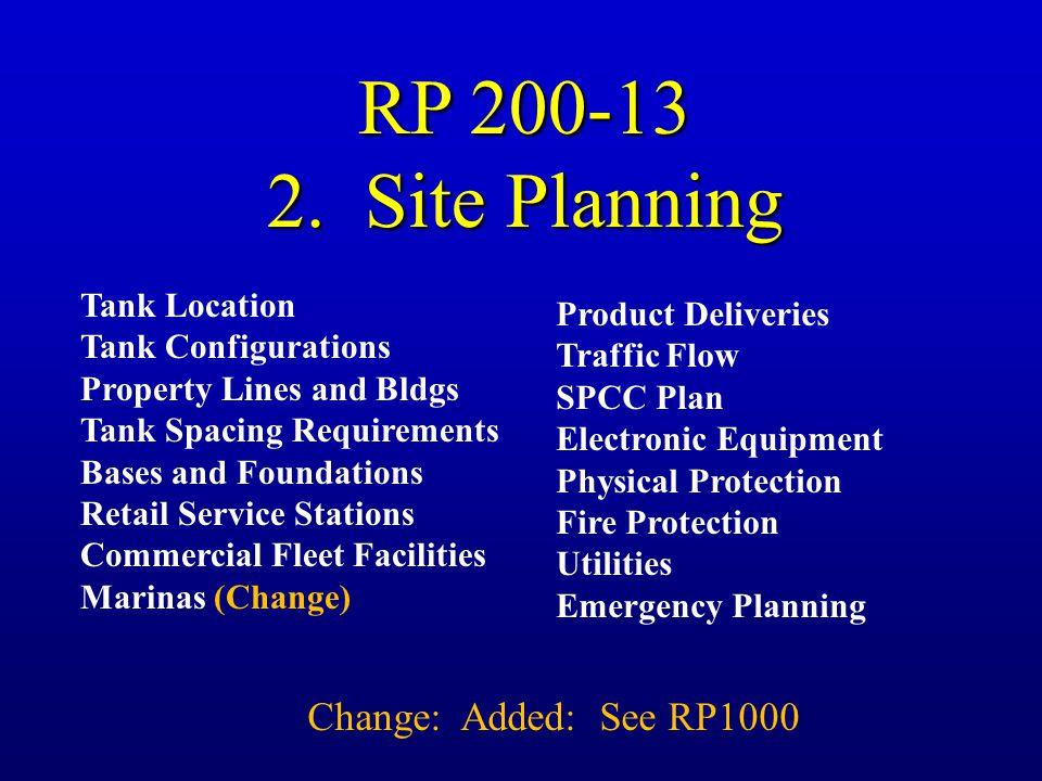 RP 200-13 13.