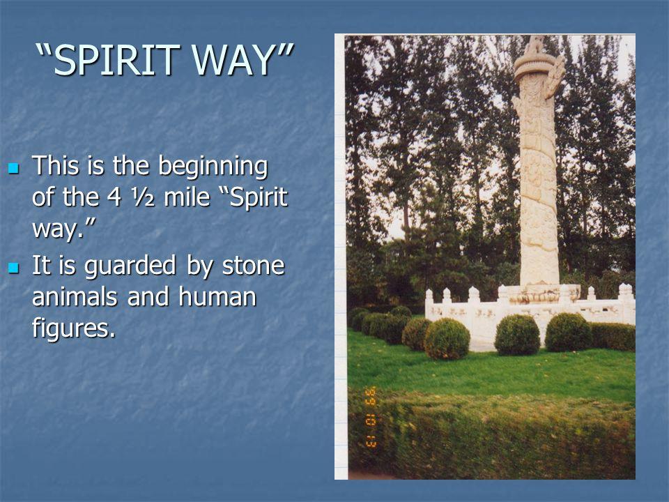 Guard of the Spirit Way