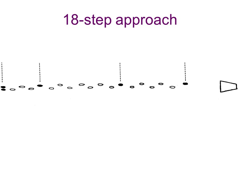 18-step approach