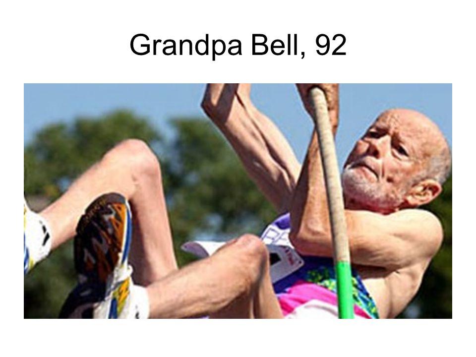 Grandpa Bell, 92