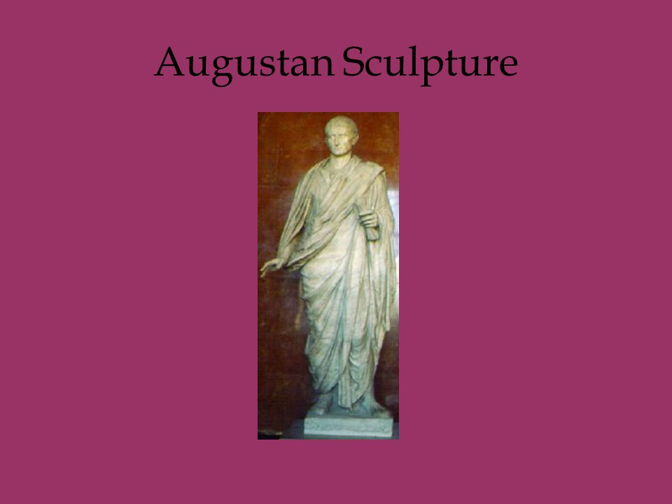 Augustan Sculpture