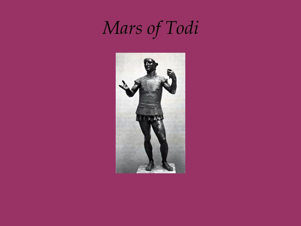 Mars of Todi