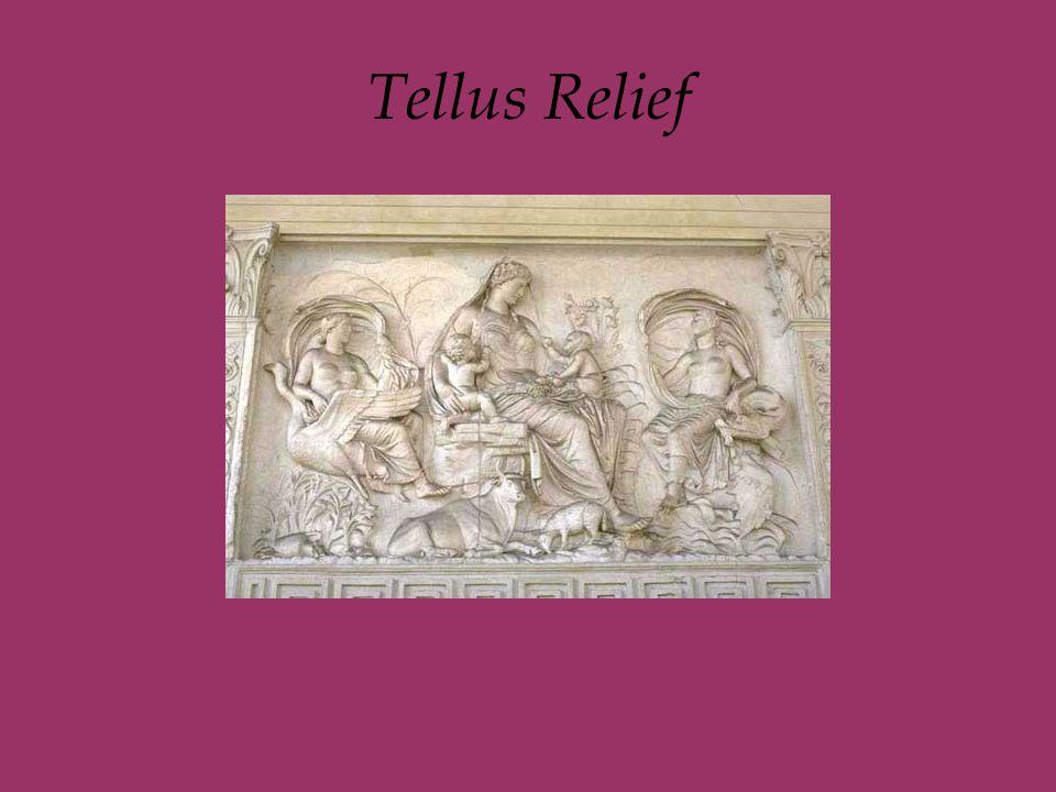 Tellus Relief