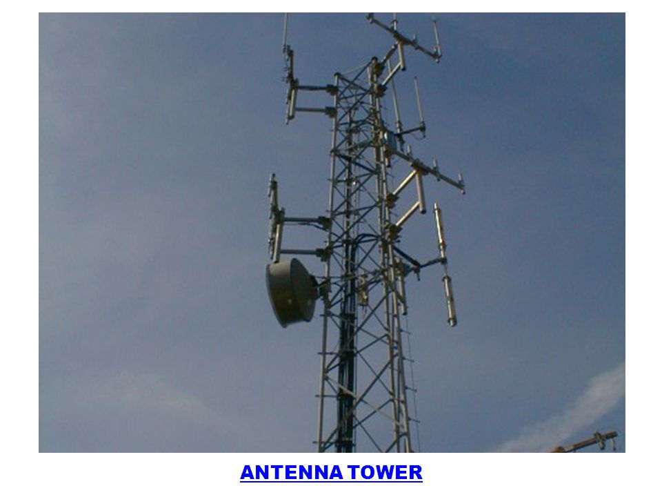 ANTENNA TOWER