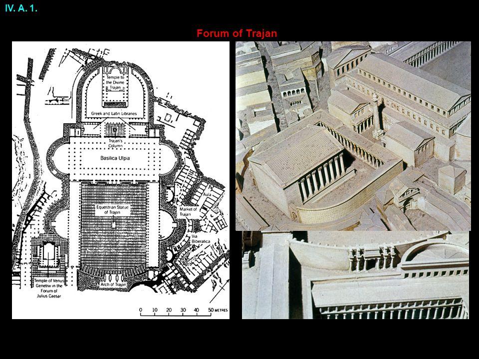 Forum of Trajan IV. A. 1.