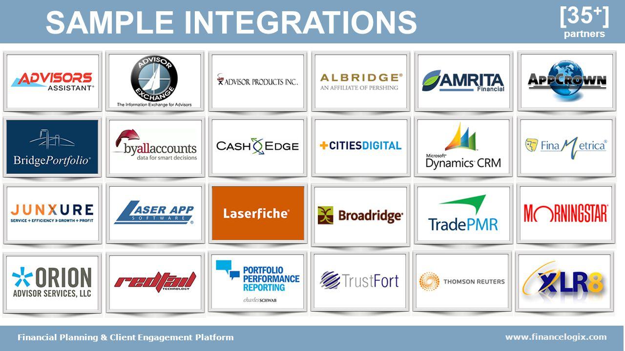RETIRE LOGIX www.financelogix.com Financial Planning & Client Engagement Platform MOBILE PROSPECTING AND COMMUNICATION TOOL