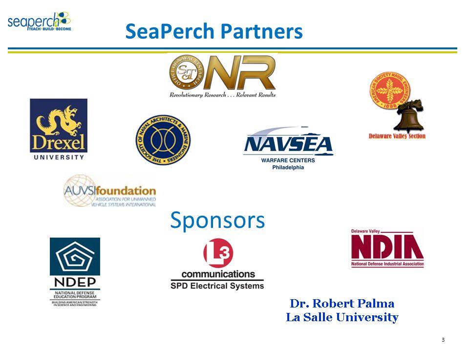 Sponsors SeaPerch Partners 3