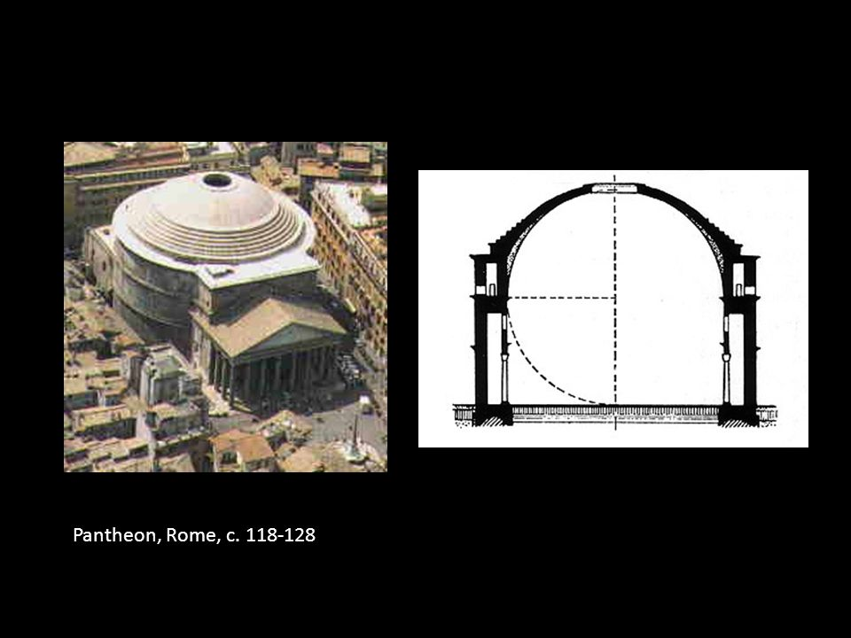 Pantheon, Rome, c. 118-128