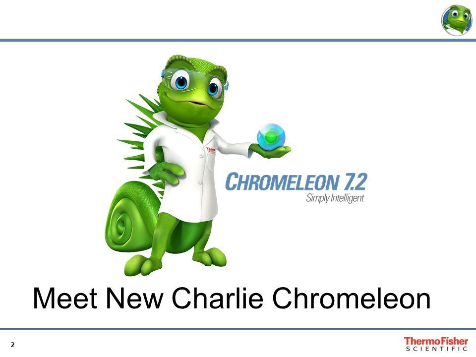 2 Meet New Charlie Chromeleon