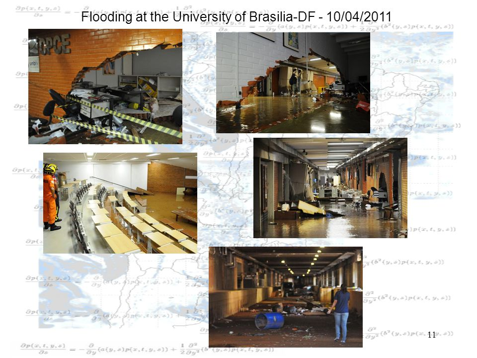 11 Flooding at the University of Brasilia-DF - 10/04/2011