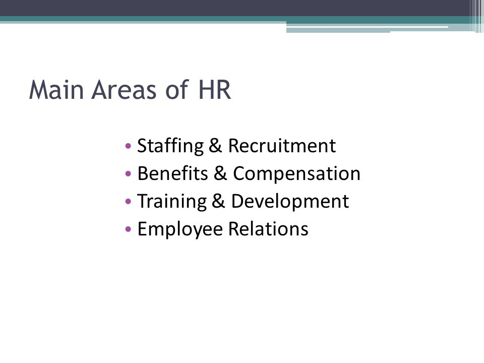 Next Step: Conduct more research Learn more about the HR field Read overview in Occupational Outlook Handbook http://www.bls.gov/oco/ http://www.bls.gov/oco/ Read more job descriptions Network with HR professionals Attend Employer Information sessions