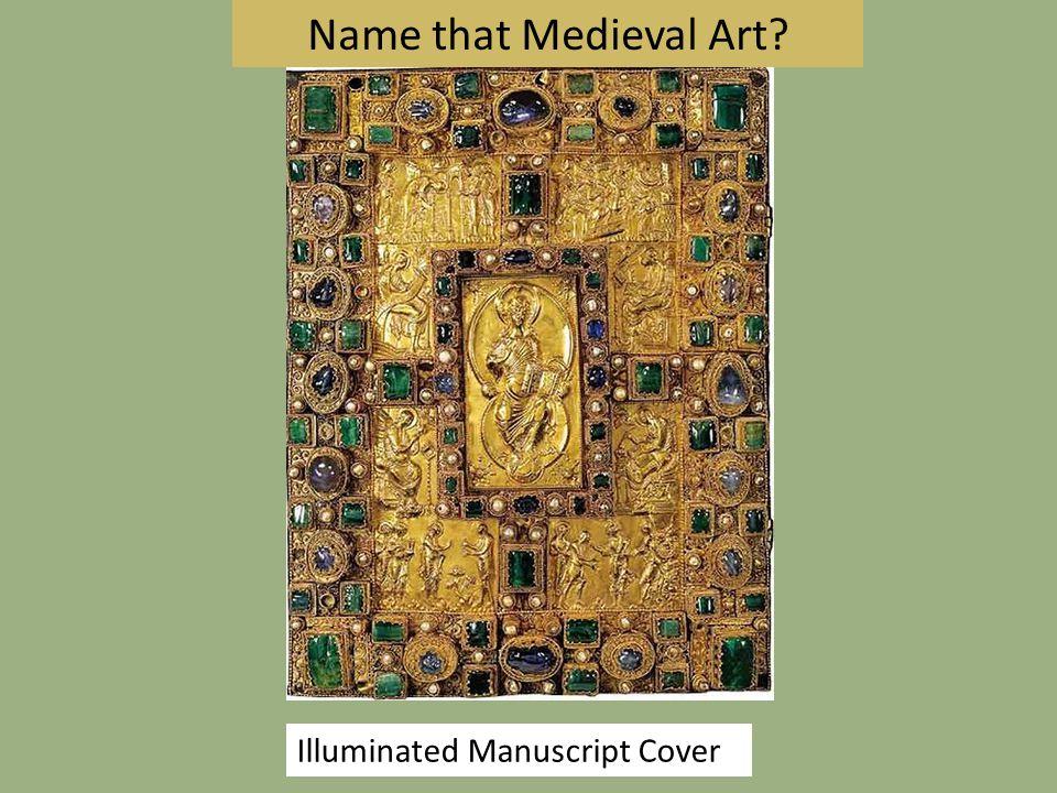 Name that Medieval Art? Mosaic