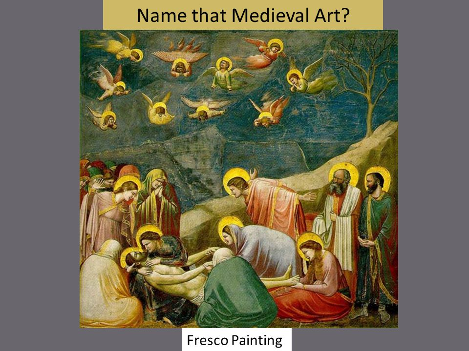 Who is the artist? Giotto