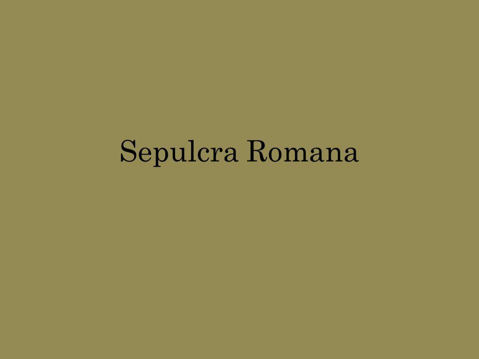 Sepulcra Romana
