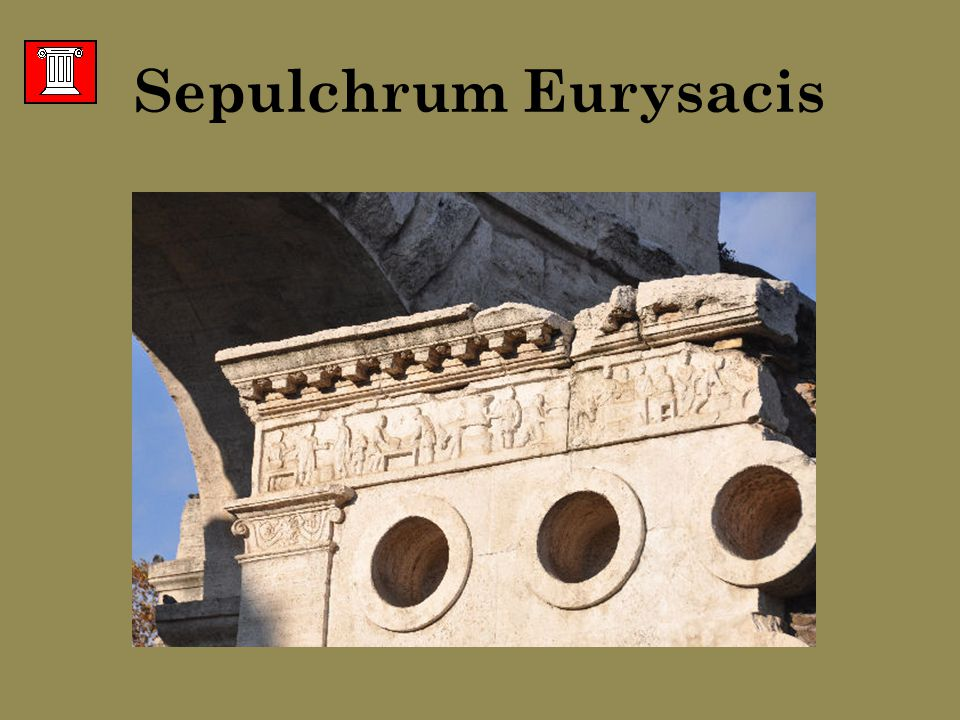 Sepulchrum Eurysacis