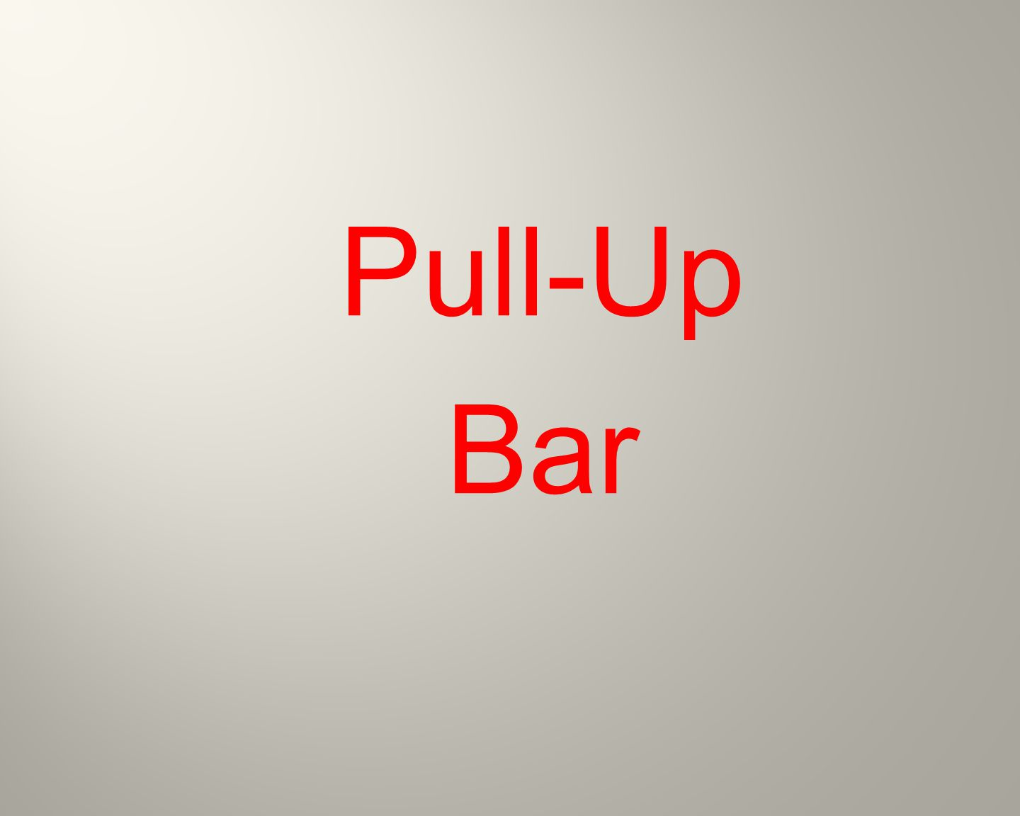 Sit-Up Bench PUSH -UPS