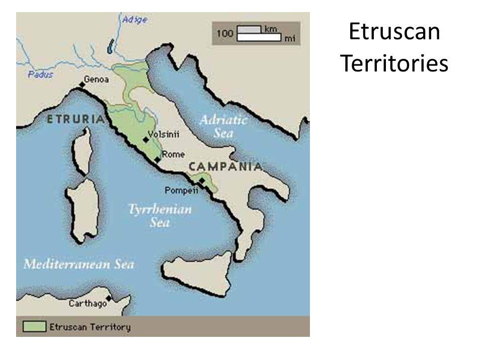 The Etruscans, Archaic Italy Vocabulary Etruscan Terracotta Tufa Haruspex Acroteria Cella/cellae Tumulus Trempe l'oeil