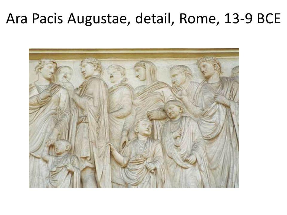 Ara Pacis Augustae, Rome, 13-9 BCE