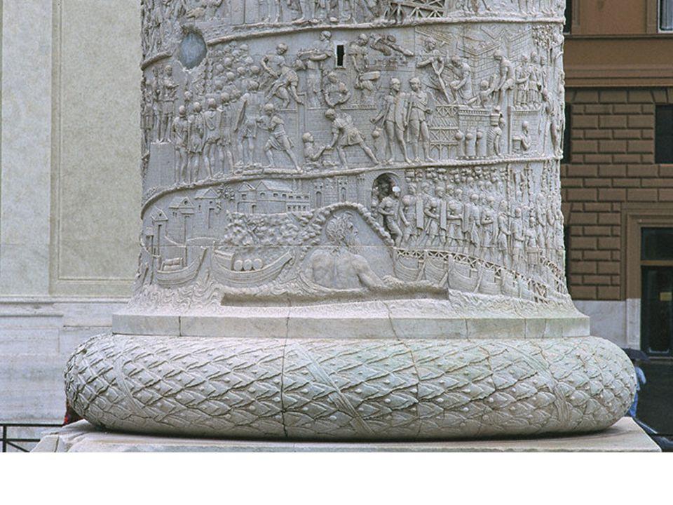 Column of Trajan, Rome, 113-116 CE