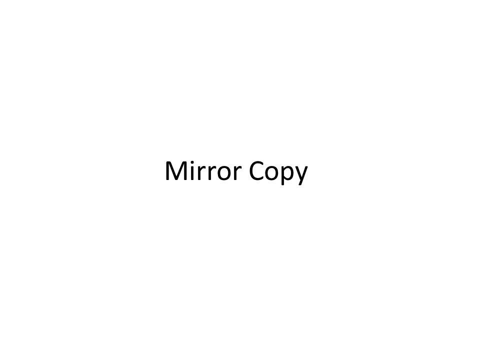 Mirror Copy
