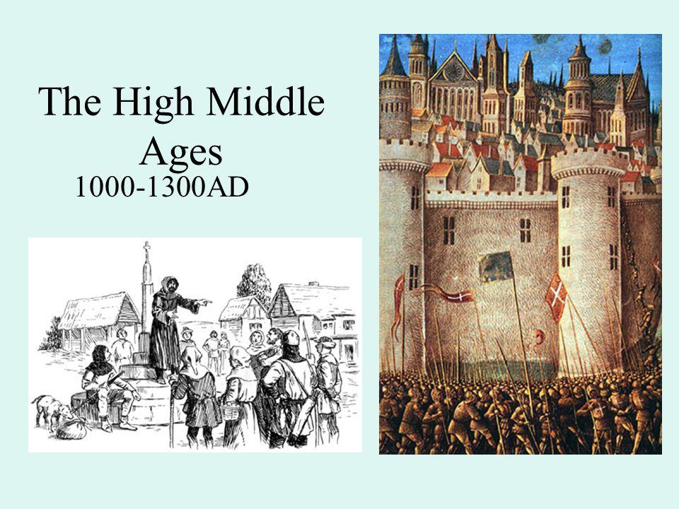 William the Conqueror's rule in England.