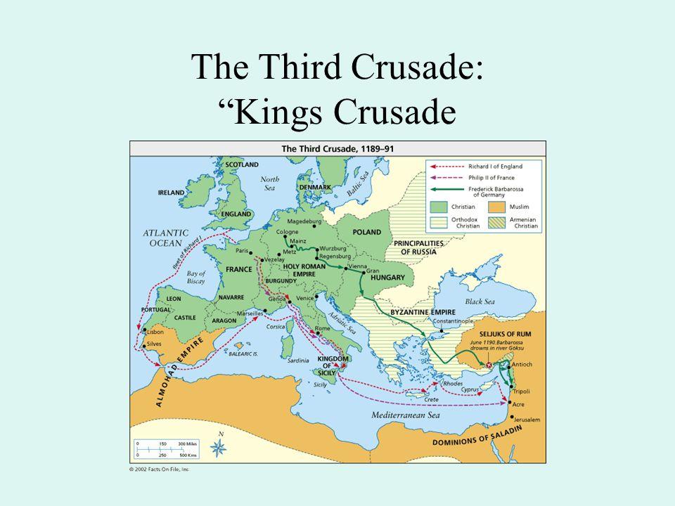 """The Third Crusade: """"Kings Crusade"""