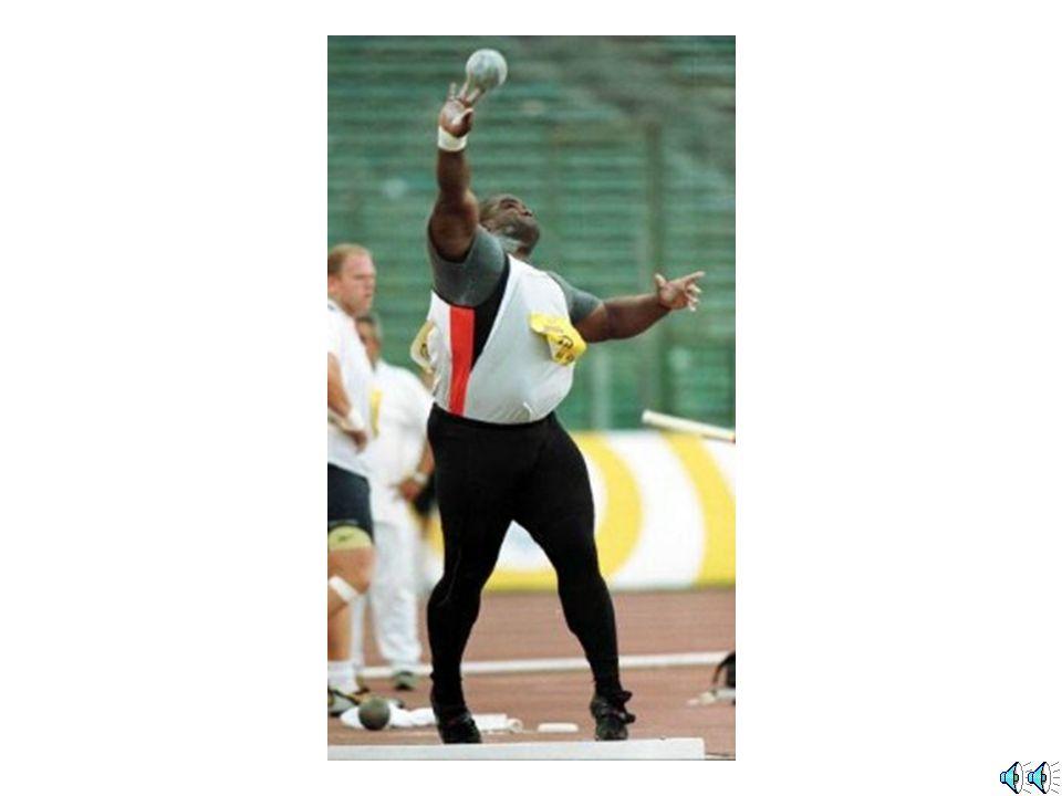 田徑運動 Athletics shot put 推鉛球 Shot Put