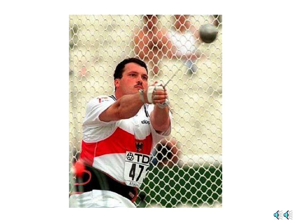 田徑運動 Athletics hammer throw 擲鏈球 Hammer Throw
