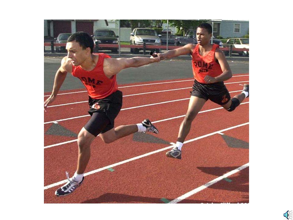 田徑運動 Athletics relay 接力 Relay