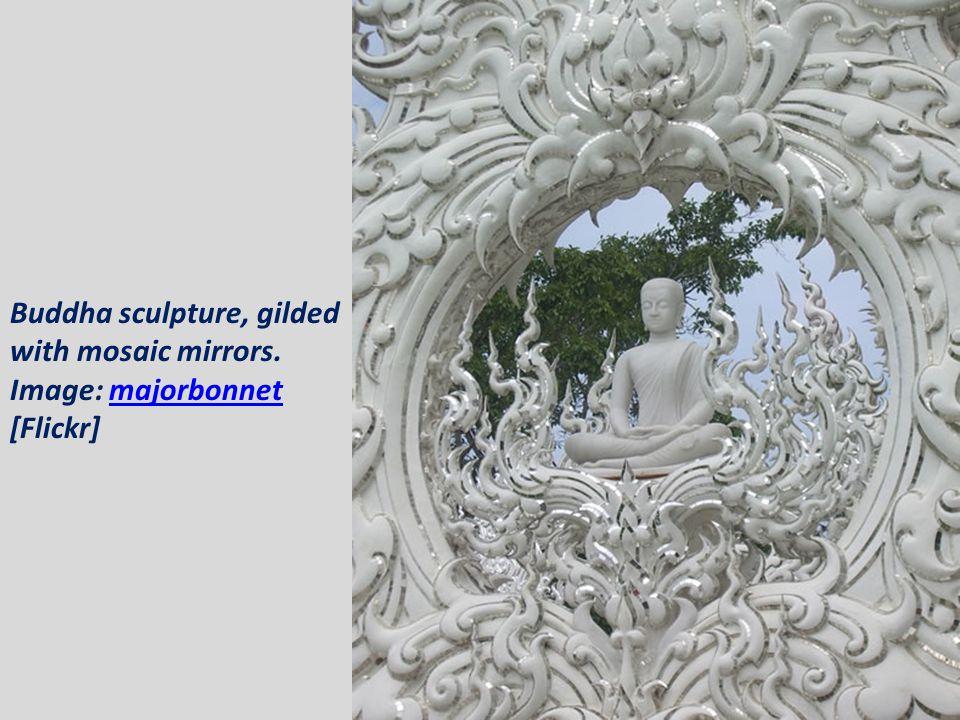 Wat Rong Khun, the White Temple. Image: [Picasaweb]