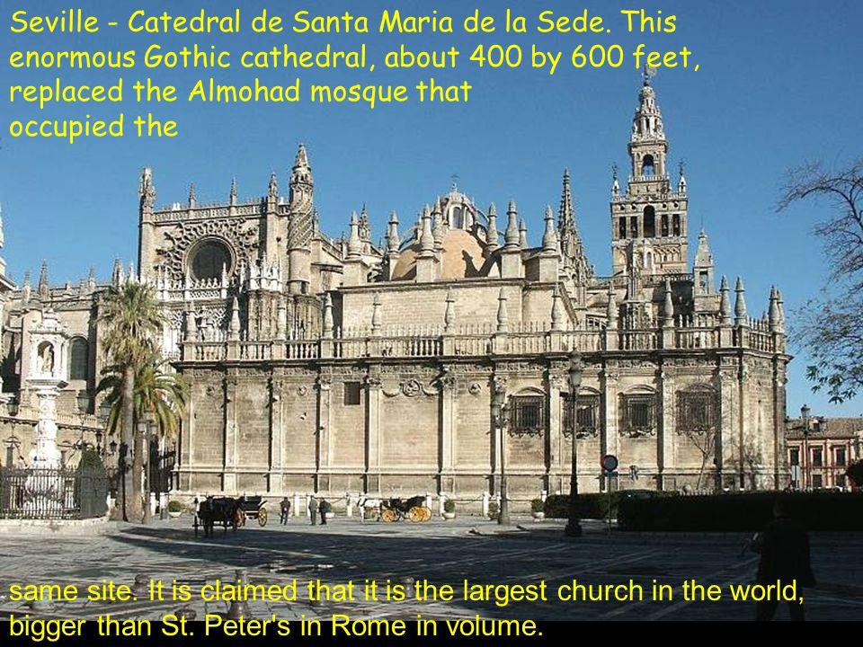 Seville – Plaza de Espana