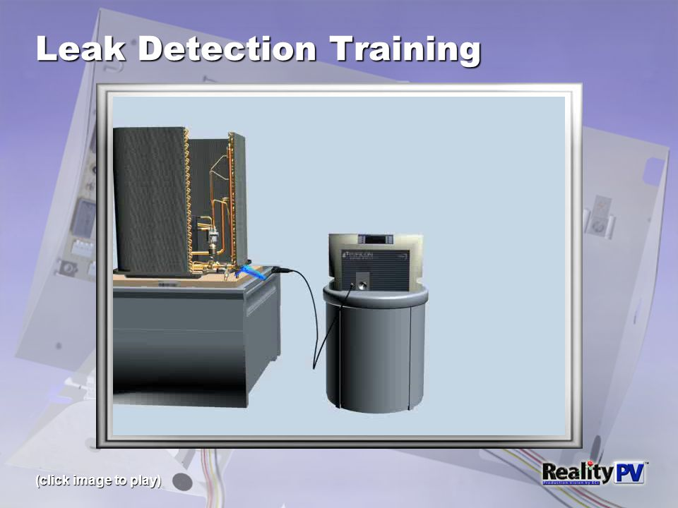 Leak Detection Training (click image to play)