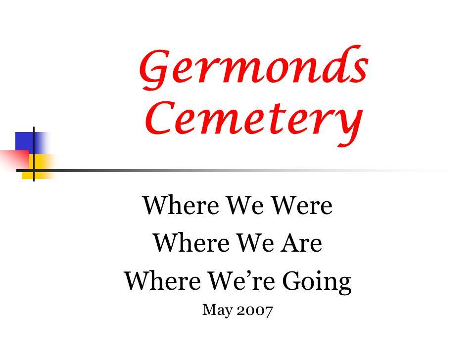 Why Consider Germonds.