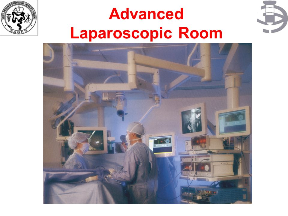 Advanced Laparoscopic Room