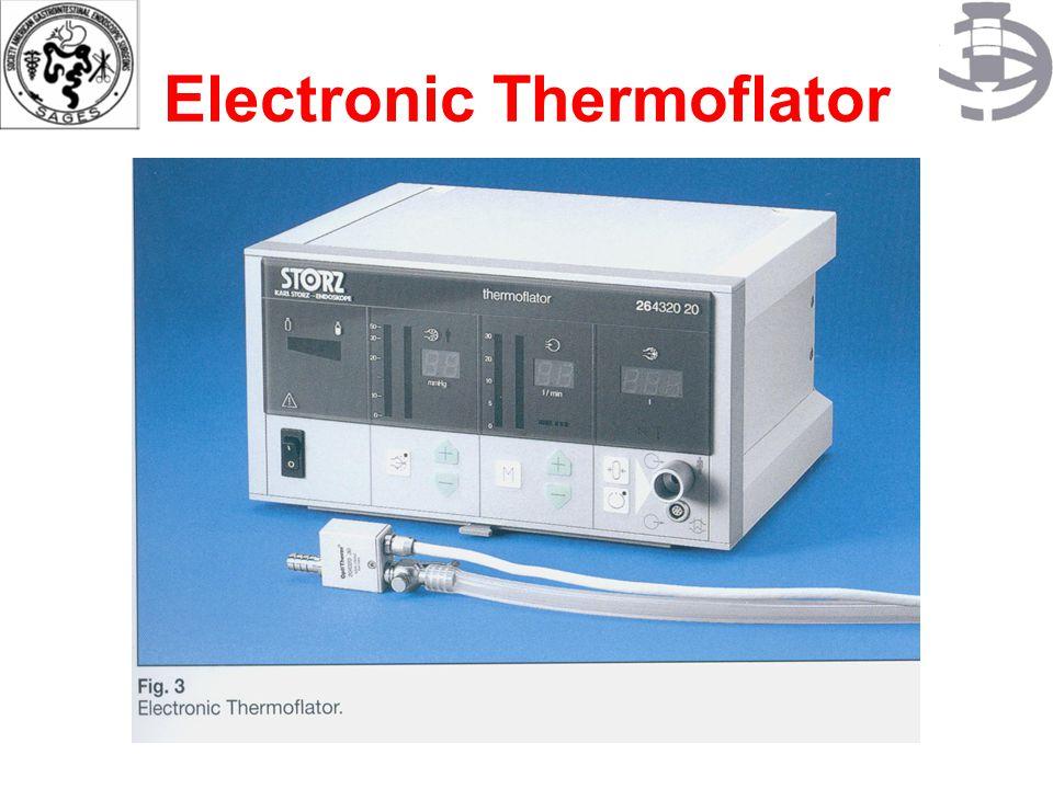Electronic Thermoflator
