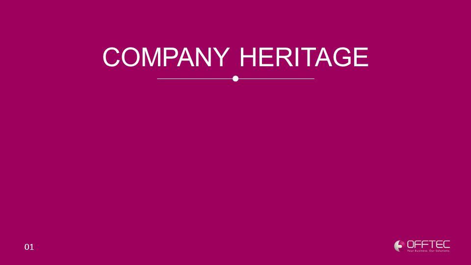 COMPANY HERITAGE 01