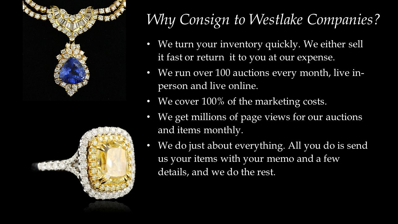 Sell more with Westlake Companies.