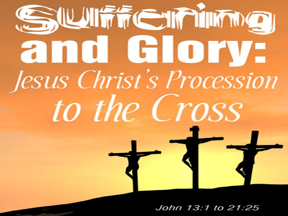 Jesus on his knees 1.