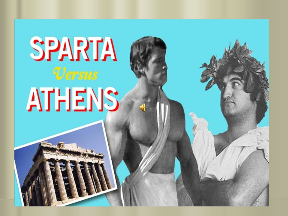 BUT! Tension is growing between Sparta and Athens, especially as Athens grows into strong naval empire Tension is growing between Sparta and Athens, e