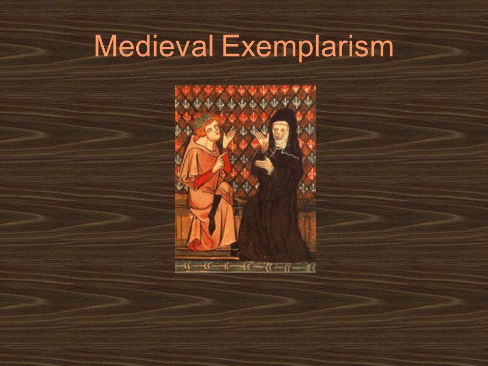 Medieval Exemplarism