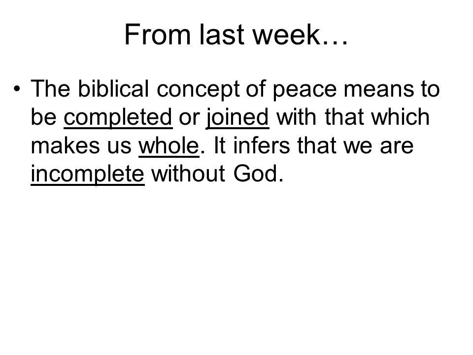 Peacemaker Part 1 6.