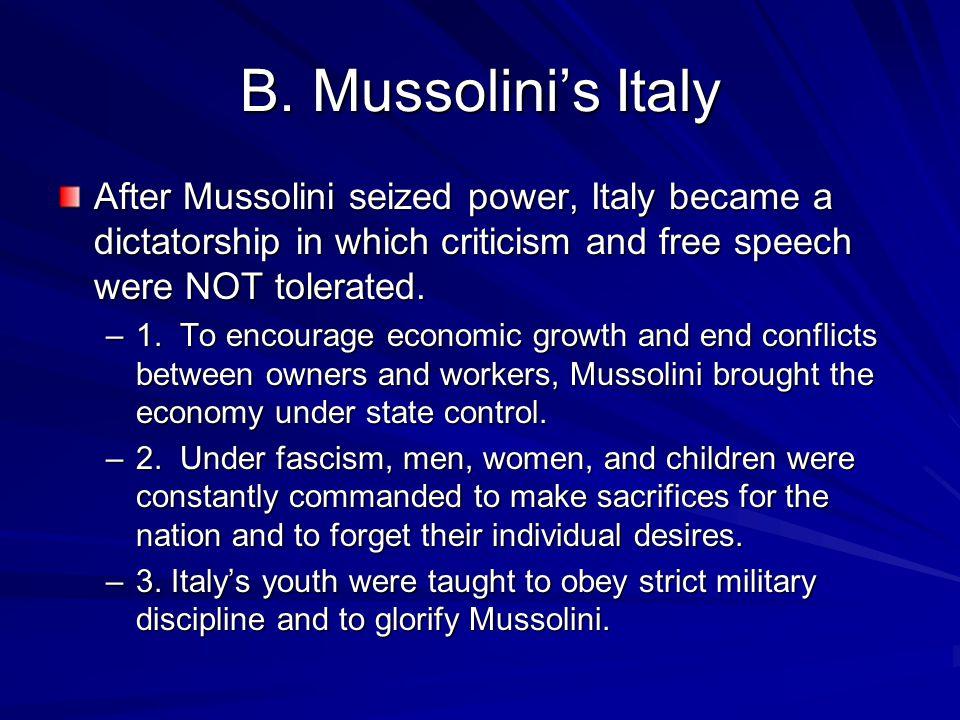 C.What is Fascism.