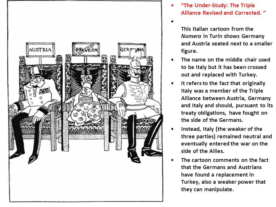 British Alliance Propaganda Postcard