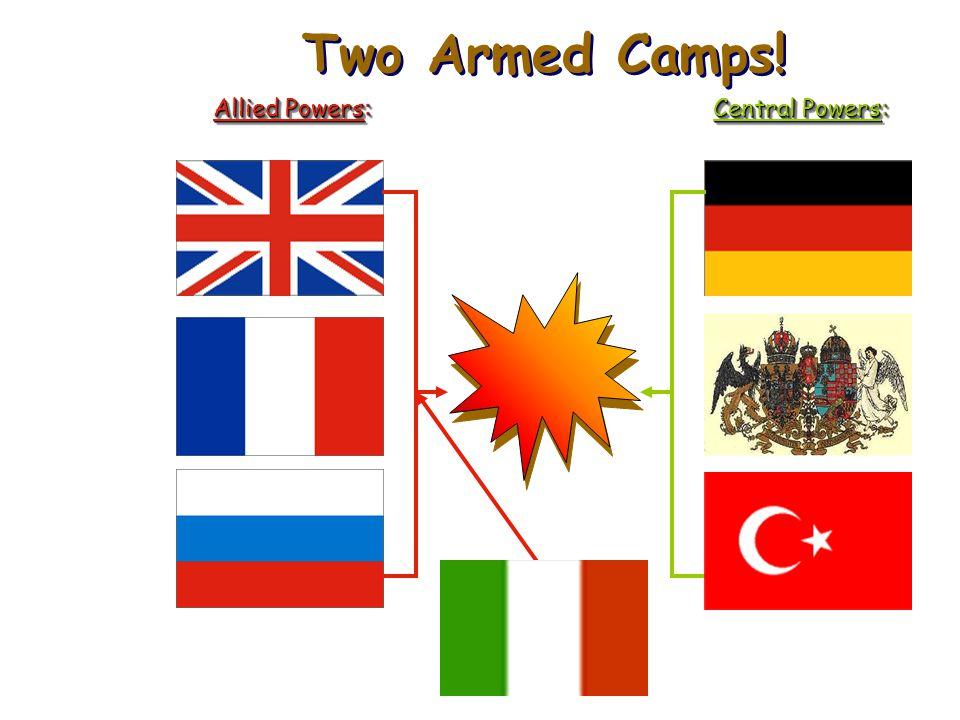Alliances Triple Entente Triple Alliance
