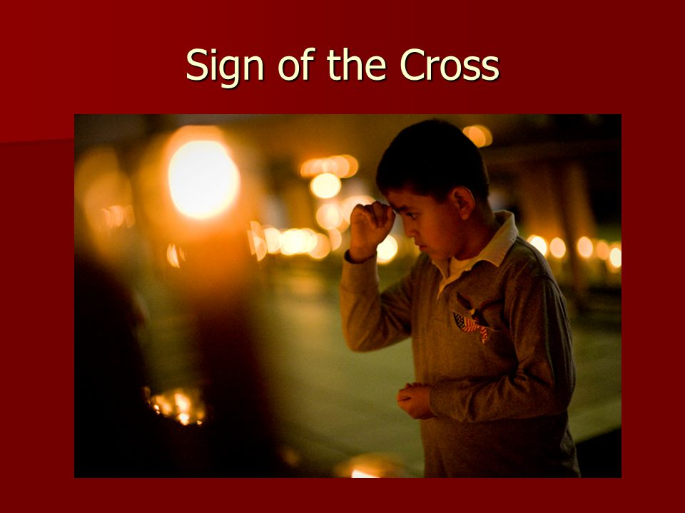 Sign of the Cross