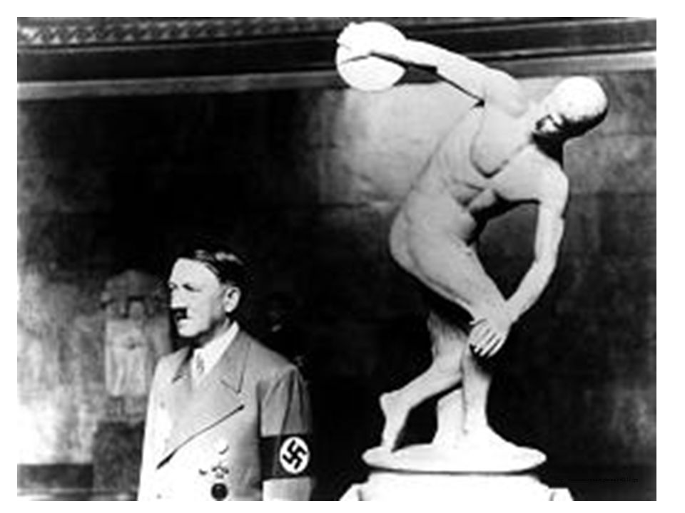 List the qualities that the Nazis wanted German art to glorify. Why do you think Hitler was concerned with issues such as the content & style of art?