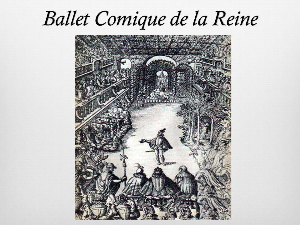 Ballet Comique de la ReineBallet Comique de la Reine