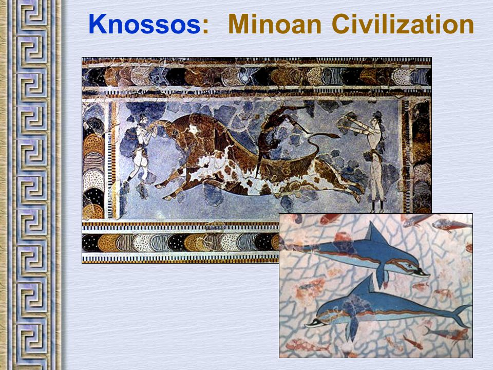 Knossos: Minoan Civilization
