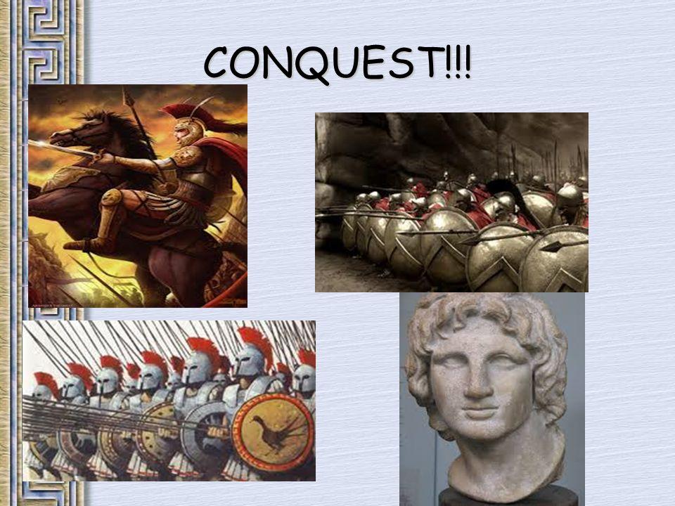 CONQUEST!!!